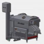 Фаршемешалка вакуумная лопастная типа RX-850V
