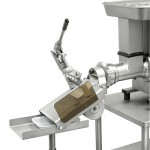 Portioning machine for mincer PM
