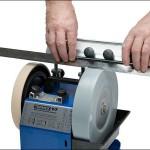 Заточные станки для ножей и шлифовальные ленты