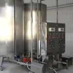 Весовой автоматический электронный блок приемки жидких пищевых и агрессивных сред1